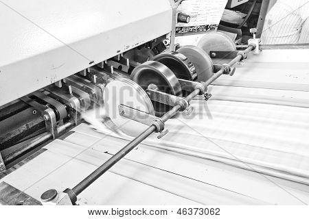 Máquina plegadora