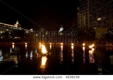 Providence Water Fire