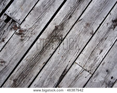 Deck Boards Background