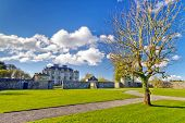 stock photo of galway  - Portumna Castle in Co - JPG