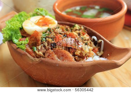 Steam Rice Noodle