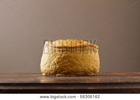 Melton Mowbray Pork Pie No Wrapper