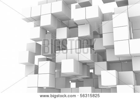 White Cube Structure