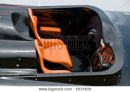 Speedboat Cockpit