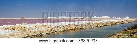 Sea Salt Mining