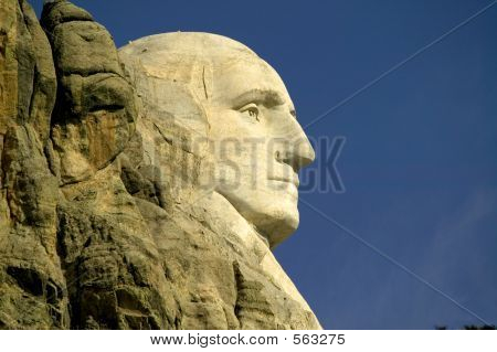 Mount Rushmore National Monumet, The Black Hills, South Dakota.