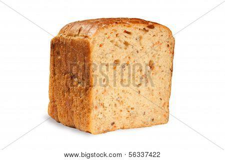 Unleavened bread isolated