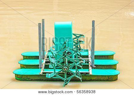Green Turbine Water