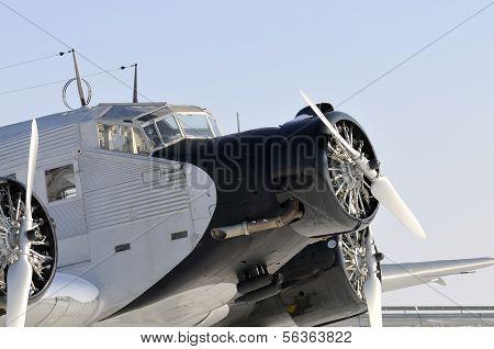 Ju 52 Aircraft