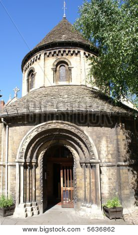 Entrance to the Church of Holy Sepulchre