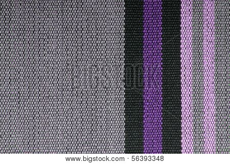 striped fabric texture