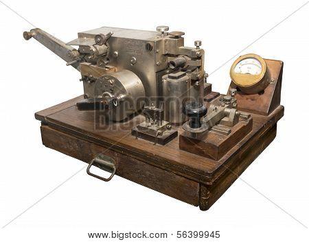 Telégrafo do século XIX