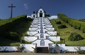 Church near Vila Franca do Campo (Azores)