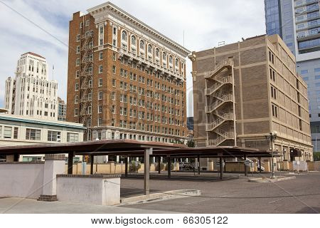 Downtown Phoenix, Arizona Architecture