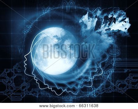 Magnetism Of The Moon