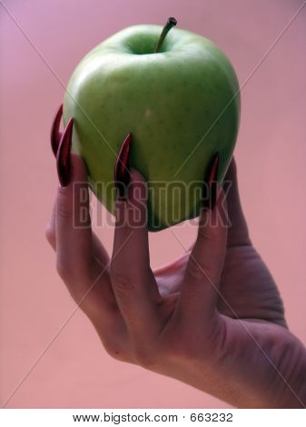 Apple Of The Temptation