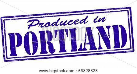 Produced In Portland