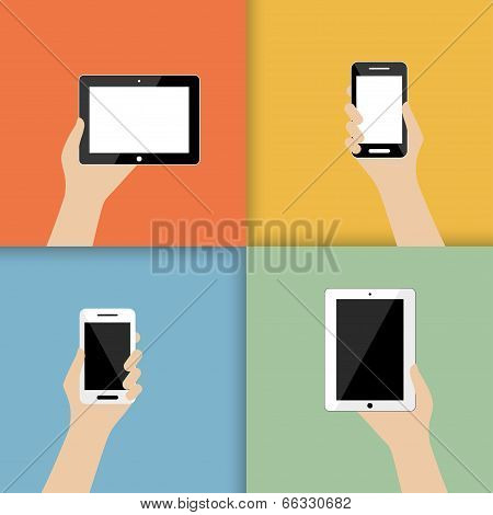 Devices In Hand