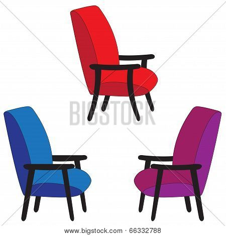 Set Of Recliners