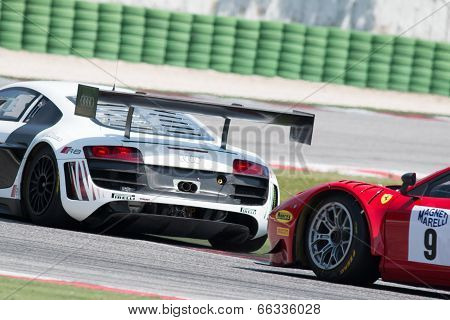 Audi R8 Lms Gt3 Race Car