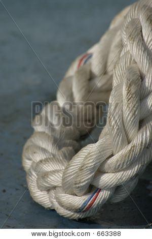 Rope Close-up