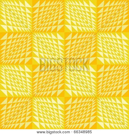 Abstract geometric seamless background. Seamless wavy pattern. Checkered texture 3d background. Can be used for wallpaper, web page background, web banners.