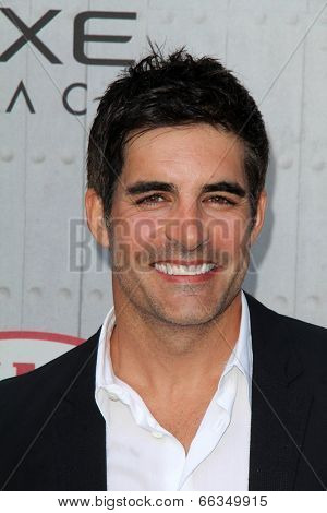 LOS ANGELES - JUN 7:  Galen Gering at the Spike TV's