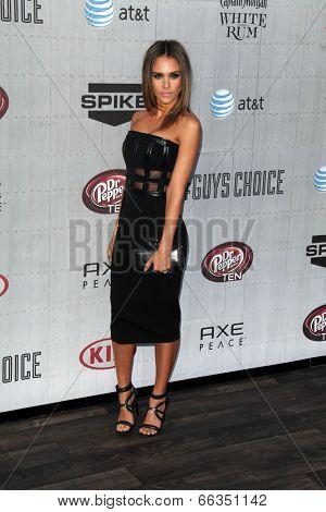 LOS ANGELES - JUN 7:  Jessica Alba at the Spike TV's