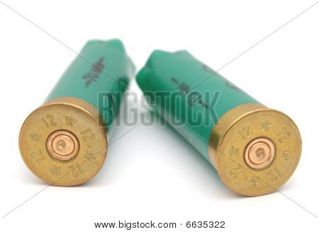 12 gauge ammunition