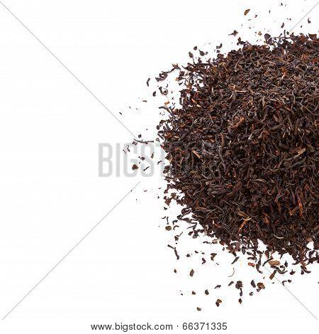 Leaves Of Black Tea