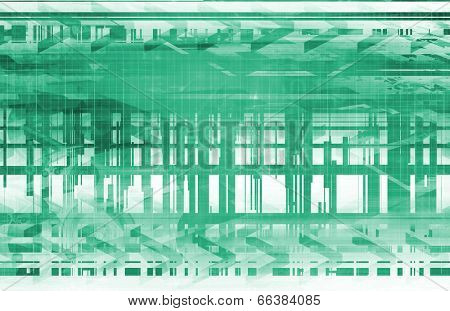 Advanced Technology and Industrial Manufacturing as Art