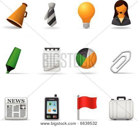 Office Icons 2 Joy series