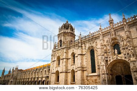 Jeronimos Monastery South Facade