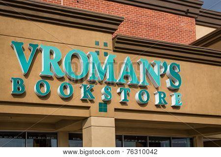Vroman's Bookstore Exterior