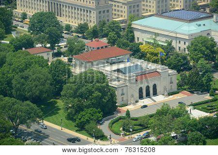 OAS Building in Washington DC, USA