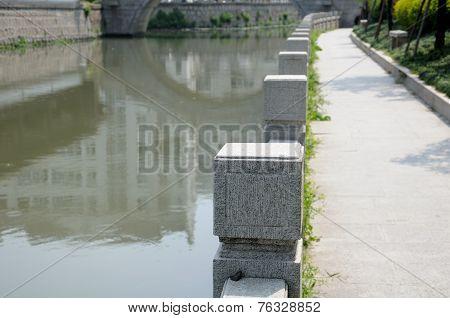 Stone Posts