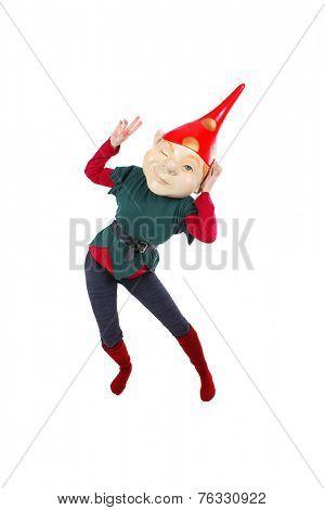 Elf or gnome costume