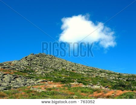 Mt. Jefferson, New Hampshire