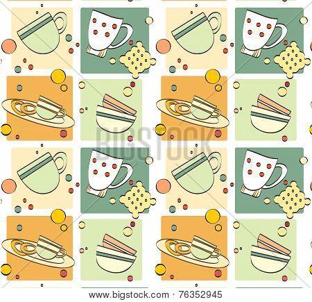 pattern - breakfast