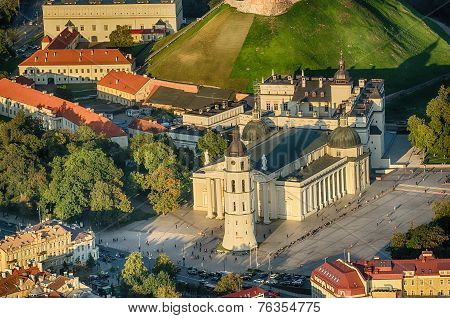 Old Town of Vilnius, Lithuania