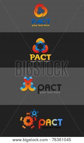Pact Logo, Illustration