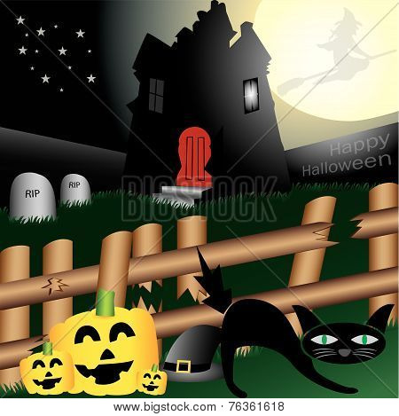 Halloween Illustration