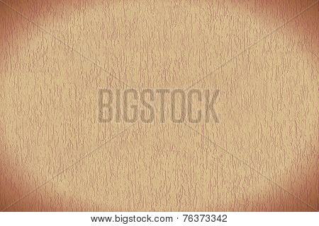 Beige Brown Mortar Wall Textured Background.