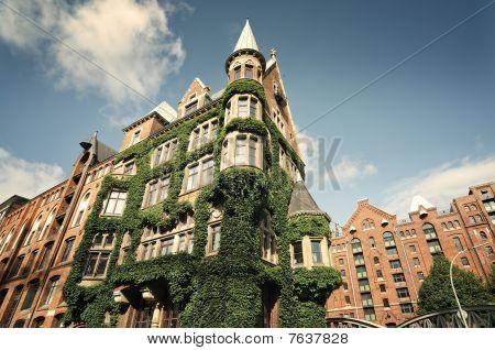 Historical Buildings In Hamburg