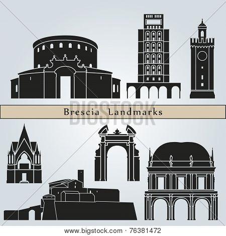 Brescia Landmarks And Monuments