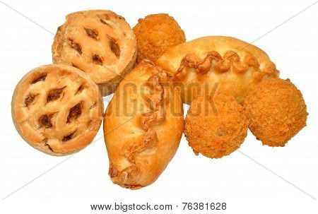 Savoury Party Food
