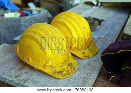 Yellow Helmets