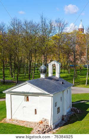 Church Of Novgorod Kremlin, Russia