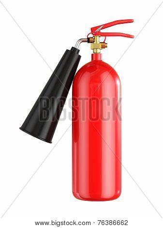 Extinguisher Isolated