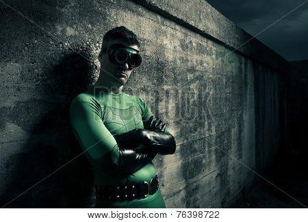 Cool Superhero